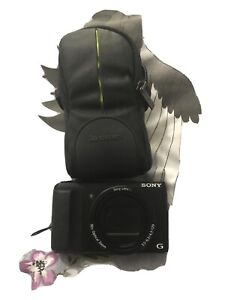 Sony Cyber-shot DSC-HX60 20.4MP Digital Camera - Black