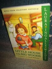 Little House in the Big Woods by Laura Ingalls Wilder homeschool book