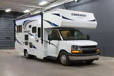 2018 Gulf Stream Conquest 6237 Gas Class C Motorhome small RV chevy chassis