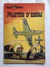 BD - Buck Danny Pilotes d'essai 10 / EO 1953 / HUBINON & CHARLIER / DUPUIS
