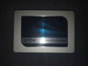 Crucial MX500 1TB 2.5'' interne SSD Festplatte 6.3 cm 2.5 SATA 3
