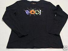 Girls Halloween Long Sleeve Shirt-S-4/6