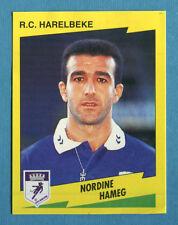 FOOTBALL 98 BELGIO Panini -Figurina-Sticker n. 184 - HAMEG - HARELBEKE -New