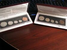 1908-1998* PROOF COMPLETE - MIRROR & MATTE * CANADA 90th RCM Anniversary Sets