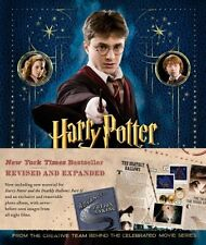 Harry Potter Film Wizardry (Revised and Expanded) New Hardcover Book Brian Sible