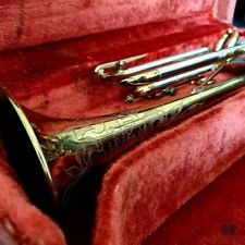 ALL ORIGINAL 1956 Martin Committee DELUXE, case, mouthpiece | GAMONBRASS trumpet