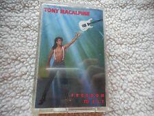 "TONY MACALPINE ""FREEDOM TO FLY"" CASSETTE 1992 ORIGINAL SHRAPNEL"