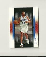 2005-06 Ultimate Collection Blue #91 Grant Hill /125 Insert Orlando Magic Duke