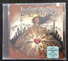 Los Lonely Boys CD Live At The Fillmore October 23 2004 SEALED Hype Sticker
