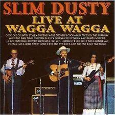 Slim Dusty - Live at Wagga Wagga EMI RECORDs CD