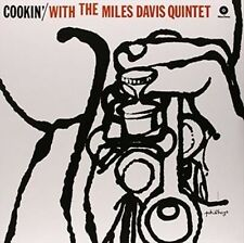Cookin' with the Miles Davis Quintet by Miles Davis/Miles Davis Quintet (Vinyl, Feb-2012, Wax Time)