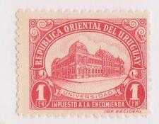 (UGA-185) 1945 Uruguay 1c red Parcel post MNG (B)