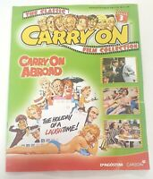 The Classic Carry On Film Collection 3 Carry On Abroad Magazine