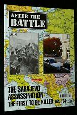 Ww1 Sarajevo After The Battle The Sarajevo Assassination 164 Reference Book