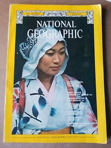 National Geographic Magazine - June 1976 - Earthquakes - West Virginia - Kyoto
