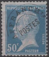 "FRANCE STAMP TIMBRE PREOBLITERE 68 "" PASTEUR 50c BLEU "" NEUF xx TB J683"