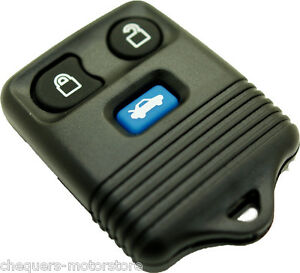 Fits Ford Transit Connect MK6 Van 3 Button Remote Key FOB 433MHz Programming