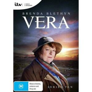 Vera Series Ten Season 10 BRAND NEW Region 4 DVD