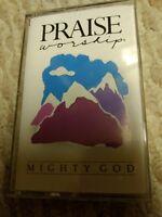 HOSANNA MUSIC - Mighty God (1989 Cassette Tape) CCM PRAISE WORSHIP