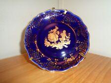 Vintage Limoges Veritable Porcelaine D'Art Wall Art or Dish made in France