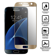 3D Curved Glasfolie für Samsung Galaxy S7 S8 S9plus Panzerglas FULL SCREEN Folie