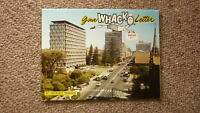 OLD AUSTRALIAN POSTCARD VIEW FOLDER, 1970s PERTH WESTERN AUSTRALIA, WHACKO
