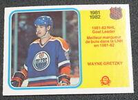 1982-83 O-Pee-Chee #235 Wayne Gretzky LL - NM-MT/MT (CS)
