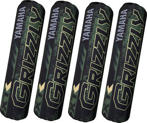 GRIZZLY Shock Covers Set 4 Yamaha 400 450 600 650 700