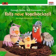 ROLF ZUCKOWSKI - ROLFS NEUFE VOGELHOCHZEIT   CD NEUF