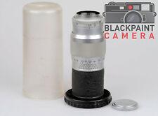 Leitz Leica HEKTOR 135mm f4.5 135/4.5 Screw Mount LTM Cap Bubble