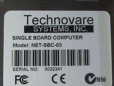 Technovare Systems NET-SBC-03 1.6 GHZ DUAL CORE 2GB RAM, 16 GB SSD, NVIDIA 9400