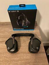 USED Logitech G933 Artemis Spectrum Black Over the Ear Gaming Headset