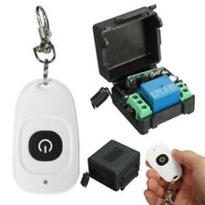 12V 10A Transmitter 1 Channel Wireless Remote Control Switch 315MHz W Receiver