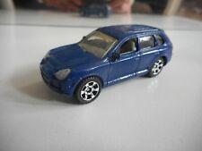 Matchbox Porsche Cayenne Turbo in Dark Blue