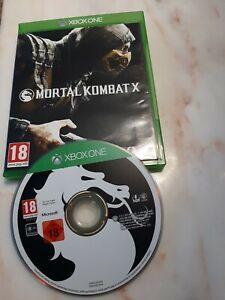 Mortal Kombat X (Xbox One) PEGI 18+ Beat 'Em Up