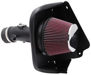 K&N Performance Air Intake Kit TYPHOON Black MAXIMA V6 3.5L 09 - 16 69-7002TTK