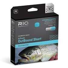 RIO InTouch Outbound Short SaltWater WF-8F/I Fly Fishing Line