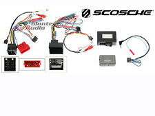 SCOSCHE PE02SR Porsche Cayenne / 911 / Boxster Radio Replacement Interface