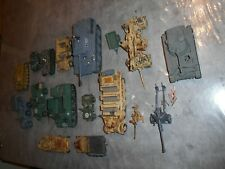 1:35 Modellbau konvolut, Panzer, Militärfahrzeuge, Ersatzteile, Diorama