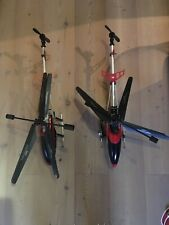 2x RC Helicopter Ferngesteuert Hubschrauber