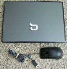 "14"" Compaq Laptop V3500 V3510TU Intel Core 2 T7100@1.8GHz 1GB Ram 80GB HD Vista"