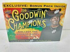 *NEW* 2019 Upper Deck Goodwin Champions Mega Box Michael Jordan - 65 CARDS/BOX