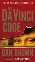 The Da Vinci Code by Brown, Dan