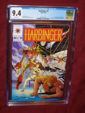 Harbinger #3 CGC 9.4    1st Appearance of Ax      1992 Valiant