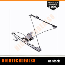 Power Window Regulator Driver Side Front with Motor for Cadillac  Escalade Chevy