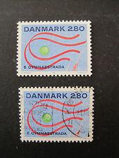 DANMARK DANIMARCA MiNr. 897 post freschi ** & timbrato (V 342)