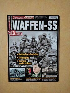 Clausewitz Spezial Waffen SS Teil2