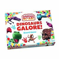 Dinosaur Roar Board Game The Fun And Engaging Board Game From NEW UK