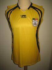 Benin training Africa CAF football shirt soccer jersey maillot trikot size L