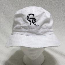 Colorado Rockies/Jose Cuervo Margarita Mix adult boonie cap/fishing cap~MLB~BD&A